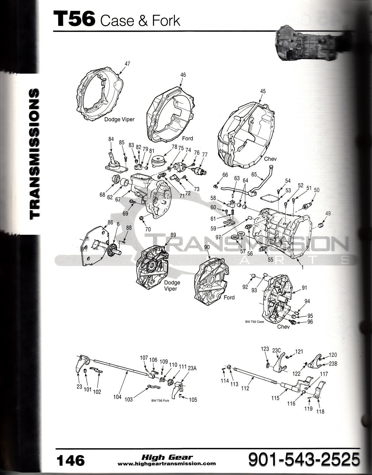 T 56 Diagrams Transmissions For Sale Dodge Viper Chevy Truck Wiring Harness Ebay